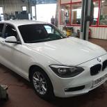 Ремонт турбины и техобслуживание BMW 116i