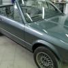 Кузовной ремонт и покраска BMW Z3