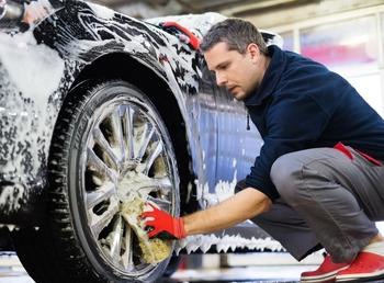 Секреты правильного мытья автомобиля