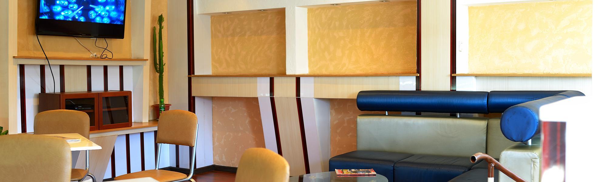 Комфортный зал для клиентов