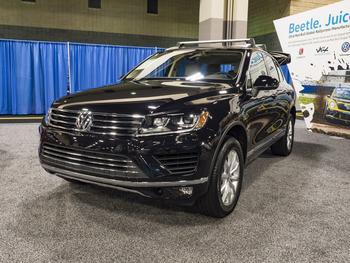 Новинки от Volkswagen 2017 года