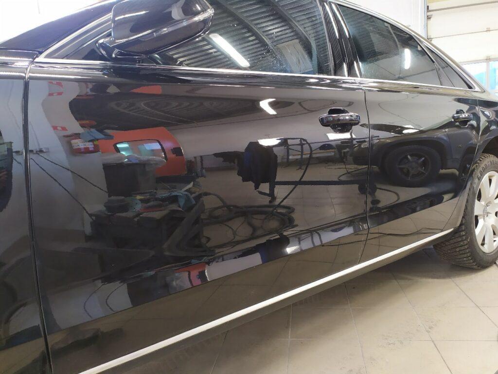 Кузовные работы Audi A8