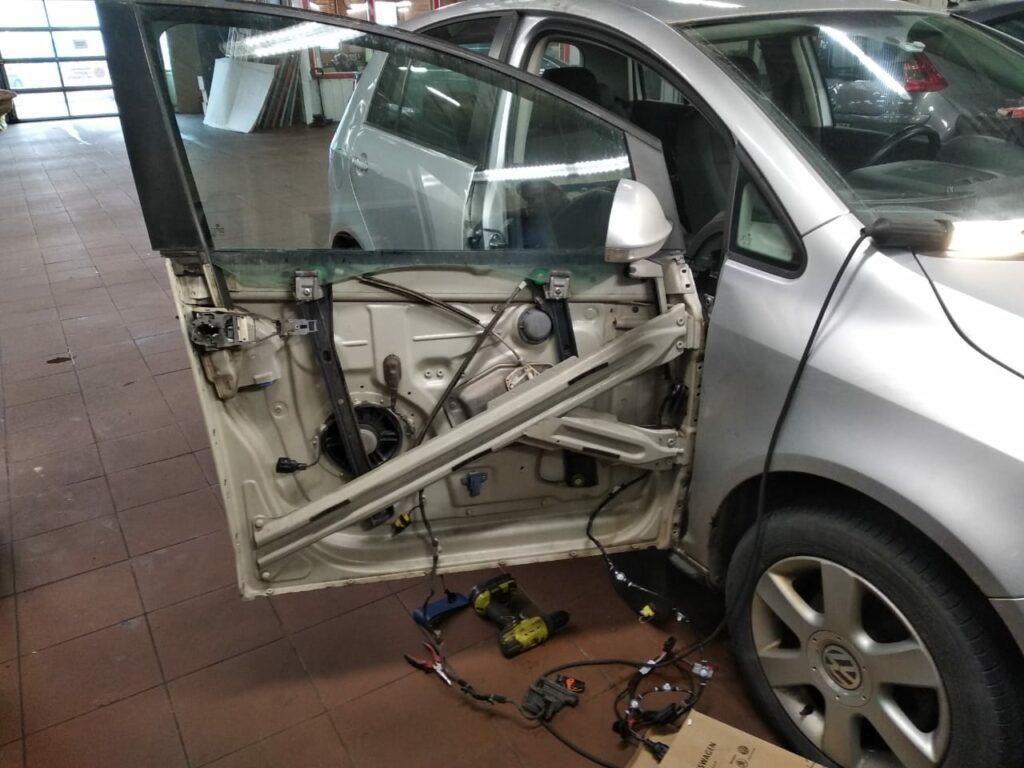 Ремонт электрики Volkswagen Golf Plus